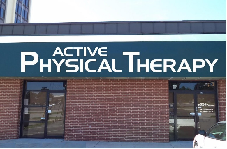 Active Physical therapy Glen Burnie